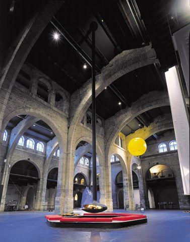 Museo de Arte Contemporáneo  (Burdeos 1996)
