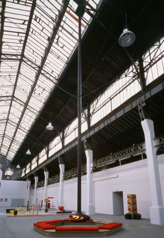 Centro Nacional de Arte Contemporáneo (Grenoble 1997)