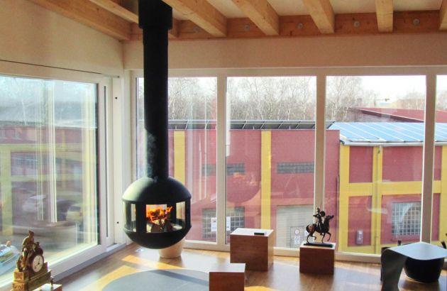 cheminée contemporaine agorafocus 630