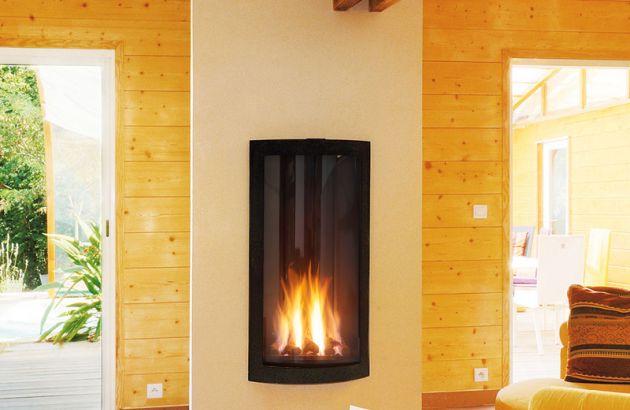 cheminée design Pictofocus 1200 à gaz