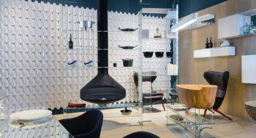 Chemine design Focus - Exposition AD Intérieurs Paris 2015
