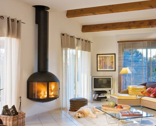 chemine design edofocus 850 - Chimeneas De Diseo